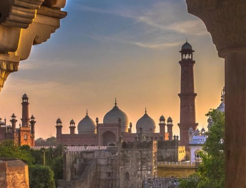 Monuments of Lahore