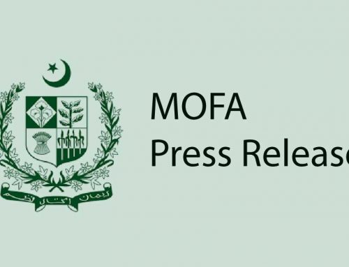 Pakistan welcomes announcement of Eid-ul-Adha ceasefire in Afghanistan