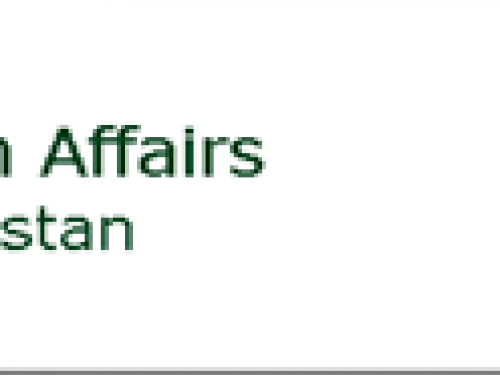 Pakistan participates in video conference on Afghanistan