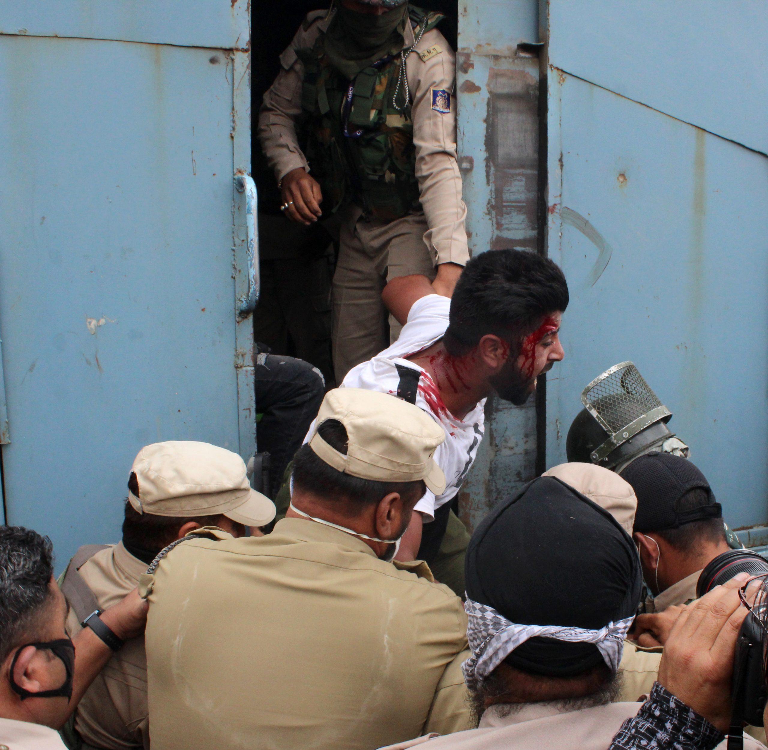 Kashmir lives matter