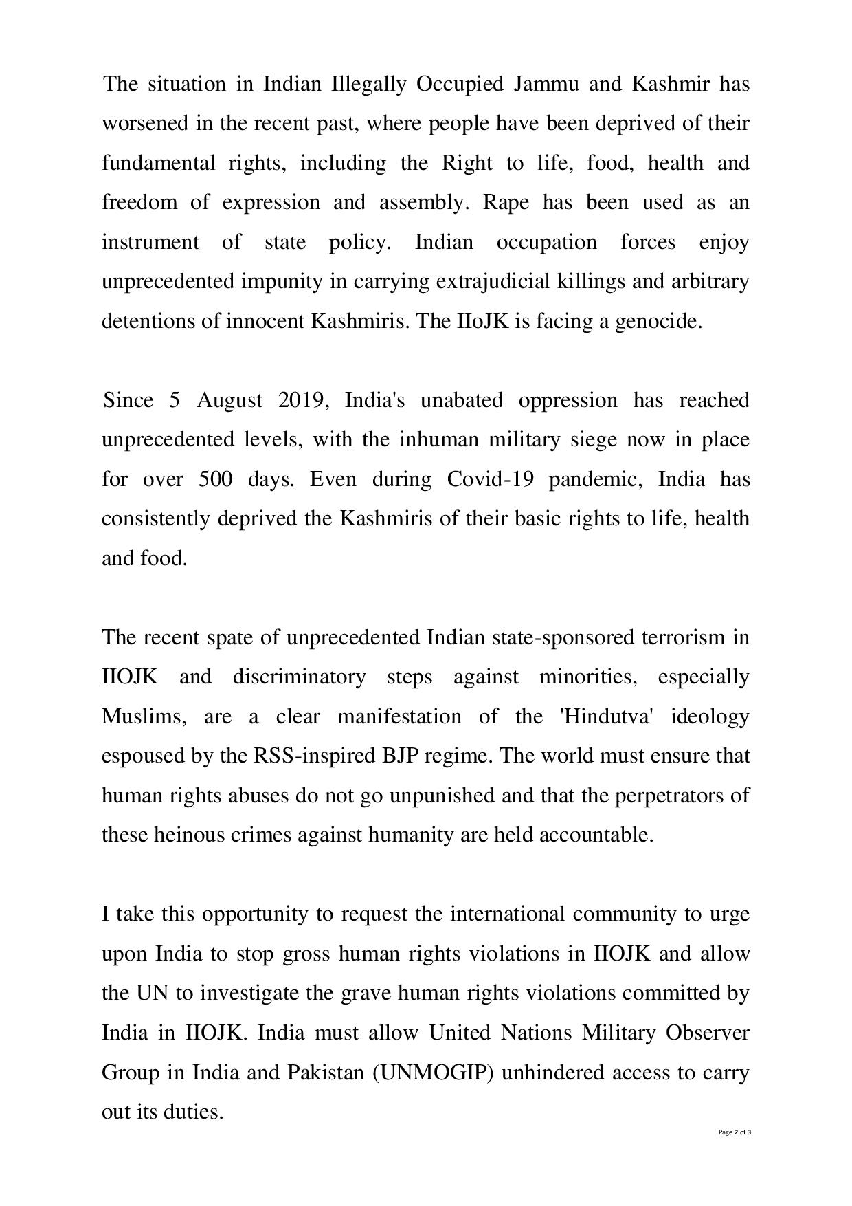 Jammu and Kashmir dispute
